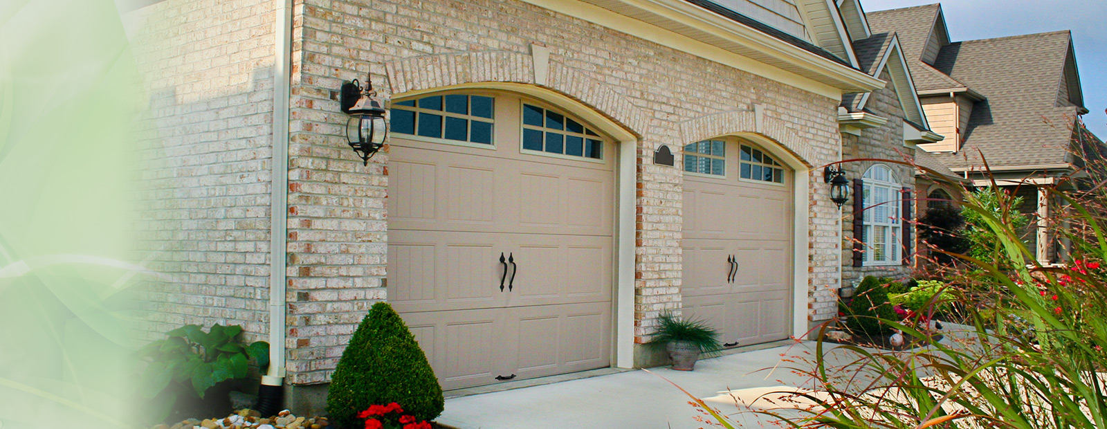 Our Garage Door Is Your Front Door